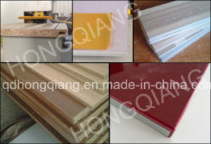 Wood Edge Banding Machine for Kitchen pictures & photos
