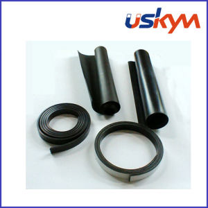 Flexible Plastic Magnets (F-003) pictures & photos