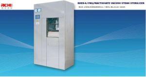 Fracationate Vacuum Steam Sterilizer pictures & photos