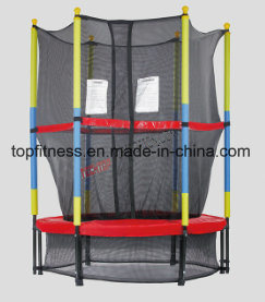 Supplies Fitness Useful Outdoor Gymnastic Safety Mini Trampoline Fitness pictures & photos