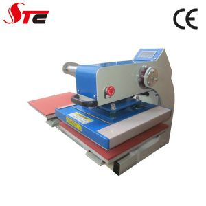 Heating Plate Slide Double Station Heat Press Machine pictures & photos