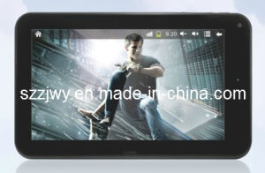 7 Inch Android 4.0 Tablet PC with Capacitive Multi-Touch Screen, HDMI Output, 1.3 Mega Camera, WiFi & External 3G