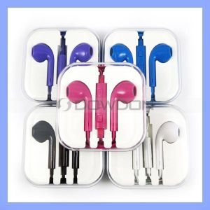 Colorful Earphone Headphone Headset for Samsung HTC Nokia (SE-01) pictures & photos