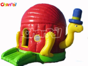Turtle Theme Inflatable Bounce House/Kids Inflatable Bounce House Bb108 pictures & photos