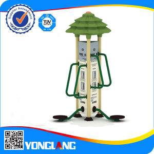 Yl-Js012 China Cost Effective Outdoor Fitness Equipment Waist Exercise Twister for Public Park Use pictures & photos