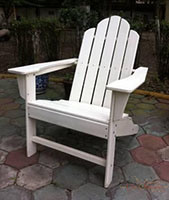 Hot Polywood Adirondack Chair Furniture for Garden pictures & photos
