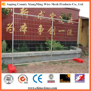 2015 Hot Sale Temporary Fence with Middle Brace pictures & photos