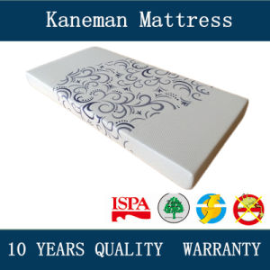 High End Knitted Fabric Vacuum Compress Visco Memory Foam Mattress pictures & photos