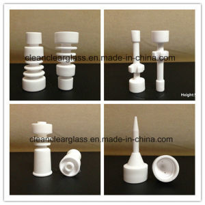 Wholesale Glass Water Pipe Smoking Pipe Used Ceramic Accessories Ceramic Cap pictures & photos