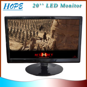Desktop Computer DC 12V Wide Screen 20 Inch LED Monitor pictures & photos