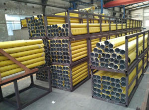 Aluminium Alloy Tube for Railing Handrail and Furniture Making pictures & photos