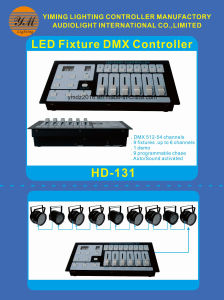 54/63 DMX Channels Controller pictures & photos
