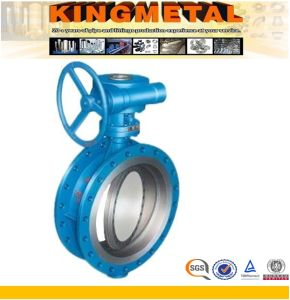 API 609 Triple Offset Metal Seal Butterfly Valve pictures & photos