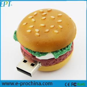 Customized Hamburger Shape Pendrive USB Flash Drive (EG030) pictures & photos