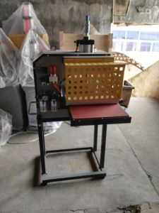 Pneumatic Ironing Machine for Shoe pictures & photos