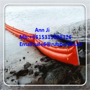 Absorb and Clean PVC Fence Boom, Seaweed Rubber Boom pictures & photos