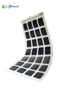 126W Solar Power, Flexible PV Panel