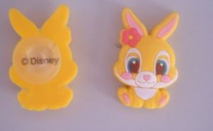Yellow Cartoon Rabbit PVC Shrink Label pictures & photos