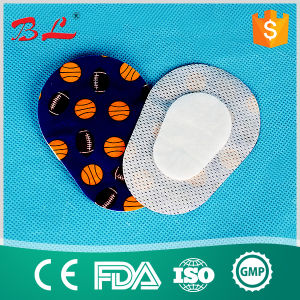Disposable Sterile Non Woven Adhesive Pad Surgical Eye Pad pictures & photos