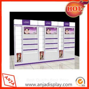 Wooden Makeup Display Stand
