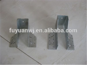 Hot Dipped Galvanized Metal Bracket Wood Timber Connector pictures & photos