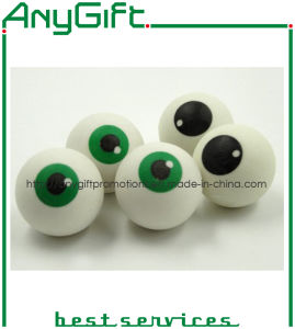 3D Ball Rubber Eraser with Customized Color Logo pictures & photos