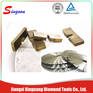 U Shape Sharpness Diamond Granite Segment for 350mm pictures & photos