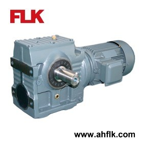 Worm Gear Reducer S Series