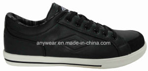 Comfort Footwear Men Leather Casual Shoes (816-2385) pictures & photos