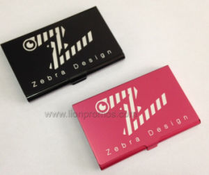 Elegant Metal Business Card Holder pictures & photos