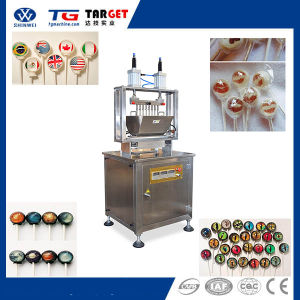 Semi-Automatic Star Lollipop Candy Machine (GD100B) pictures & photos