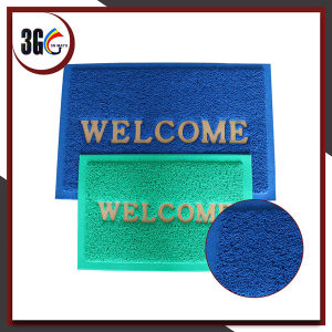 Good Price PVC Welcome Door Mat pictures & photos
