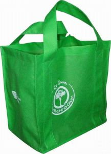 Market Value Tote Bags, Recyclable Non-Woven PP Bag pictures & photos