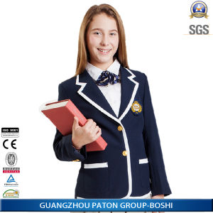 Latest School Uniform for Student (SCU09) pictures & photos