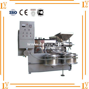 2017 Hot Sale Small Sunflower Seeds Screw Oil Press Machine pictures & photos
