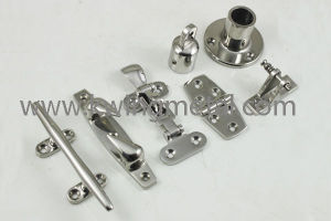 Stainless Steel Deck Mount Rod Holder pictures & photos