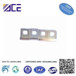 Custom CNC Punch Bending Cutting Sheet Metal Stamping Parts pictures & photos