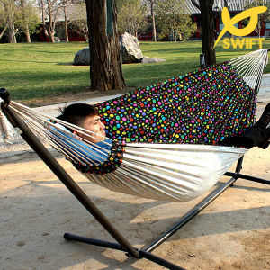 Smiling Face Outdoor Canvas Hammock Fashion and Personality pictures & photos