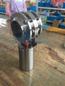 Stainless Steel Pneumatic Clamped Butterfly Valve (ACE-DF-K3) pictures & photos