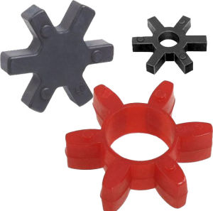 Polyurethane Rubber Hexagonal Spider Coupling Crash Pad Elastic Ring pictures & photos