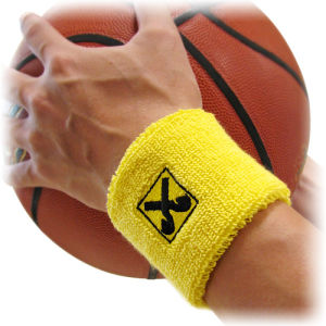 Sport Terry Wrist Band with Customer Logo pictures & photos