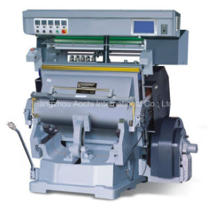Program Control Foil Stamping & Die-Cutting Machine (TYMX-1100) pictures & photos