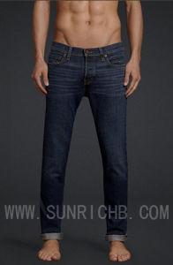 Men Jeans (J04002) pictures & photos