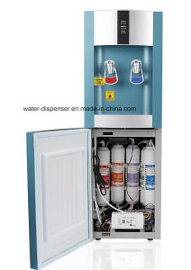 Pipeline Hot & Cold Water Dispenser with Purification System pictures & photos