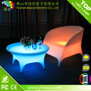 LED Table for Coffee Shop / Bar pictures & photos