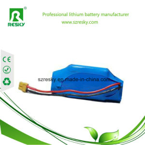 Lithium 18650 Battery Pack 36V 4.4ah for Two Wheels Smart Self