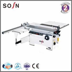 Heavy Duty Woodworking Machine Precision Table Saw (MJ6116TD) pictures & photos