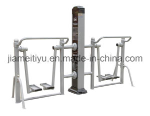 Outdoor Fitness Equipment Double-Units Column Rambler pictures & photos