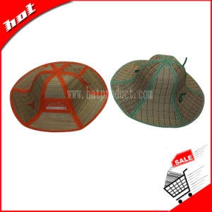 Fold Hat Promotion Straw Hat Cheap Promotion Straw Hat pictures & photos