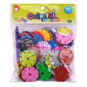 Snowflake Building Blocks Plastic Toy pictures & photos